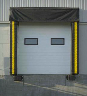 Thermodor insulated steel garage doors