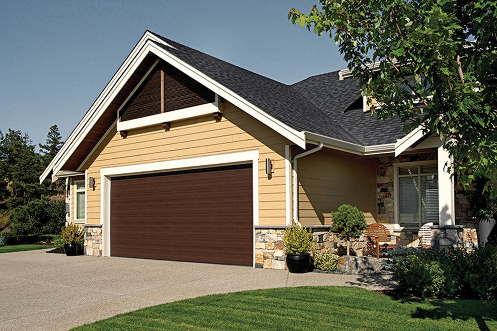 Contemporary Series Garage Door