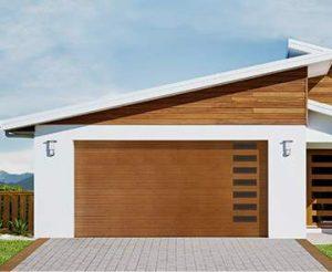 Link to garage door selection
