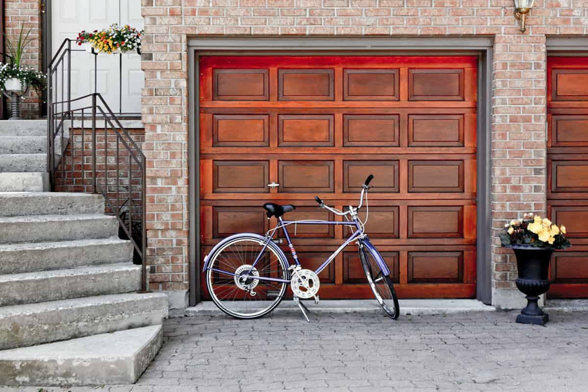 Used Garage Door